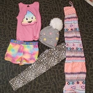 GIRLS 7-8 LOT BUNDLE